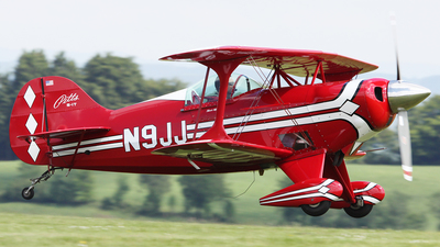 N9JJ - Pitts S-1T - Private
