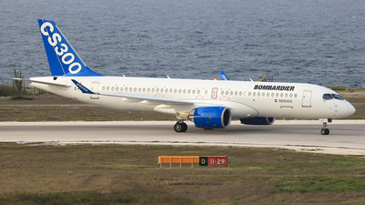 C-FFDO - Bombardier CSeries CS300 - Bombardier Aerospace