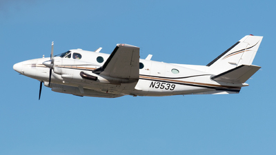 N3539 - Beechcraft 100 King Air - KEYW Corporation