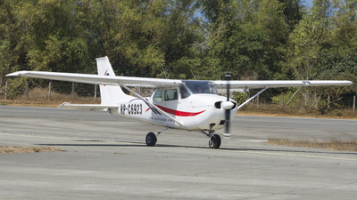 RP-C6923 - Cessna 172M Skyhawk - Leading Edge International Aviation Academy