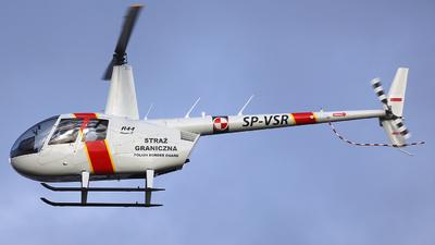 A picture of SPVSR - Robinson R44 Raven II - [14309] - © Bogdan Jankowiak