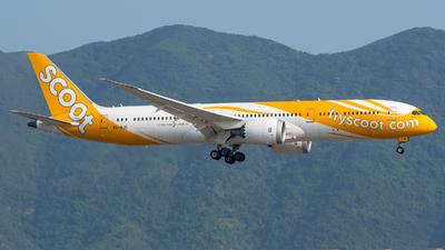 9V-OJD - Boeing 787-9 Dreamliner - Scoot