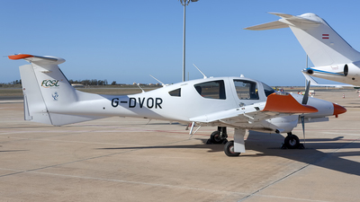 G-DVOR  - Diamond Aircraft DA-62 - Flight Calibration Services (FCS)
