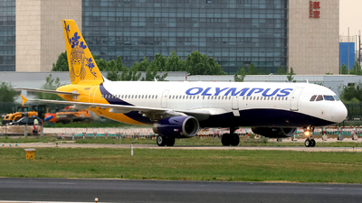 A picture of SXACP - Airbus A321231 - Olympus Airways - © yiran