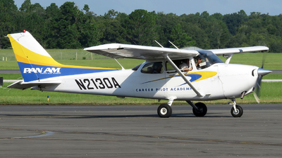 N2130A - Cessna 172S Skyhawk SP - Pan Am International Flight Academy