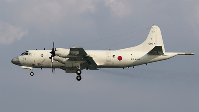 5077 - Lockheed P-3C Orion - Japan - Maritime Self Defence Force (JMSDF)