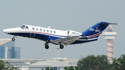 HS-MCL - Cessna 525B CitationJet 3 - Private