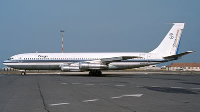 9Q-CSB - Boeing 707-373C - Sicotra Aviation
