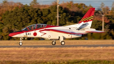 06-5641 - Kawasaki T-4 - Japan - Air Self Defence Force (JASDF)