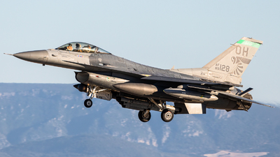 89-2128 - General Dynamics F-16CM Fighting Falcon - United States - US Air Force (USAF)