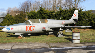 1007 - PZL-Mielec TS-11bis B Iskra - Poland - Air Force