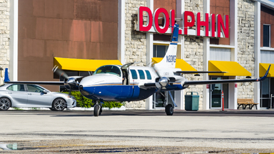 A picture of N92MG - Smith Aerostar 600 - Castle Aviation - © Maxime CERTAIN-MESSAGER