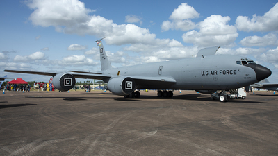 63-8021 - Boeing KC-135R Stratotanker - United States - US Air Force (USAF)
