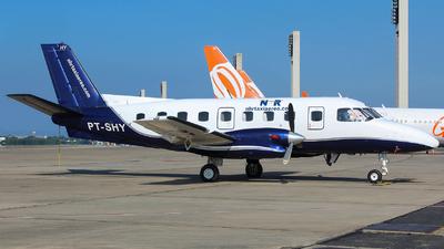 PT-SHY - Embraer EMB-110P1 Bandeirante - NHR Táxi Aéreo