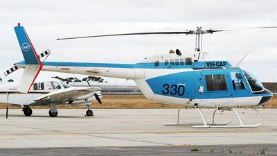 VH-CAP - Bell 206B-3 JetRanger III - Private