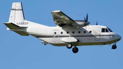 N499SP - CASA C-212-200 Aviocar - Samaritan's Purse