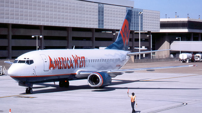 N150AW - Boeing 737-3G7 - America West Airlines