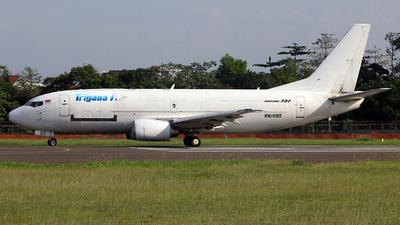 PK-YST - Boeing 737-301(SF) - Trigana Air Service