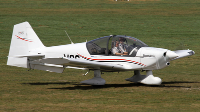 ZK-VCC - Alpha Aviation 160A - Aero Club - Canterbury
