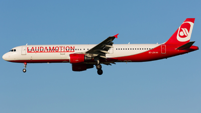 OE-LCK - Airbus A321-211 - LaudaMotion