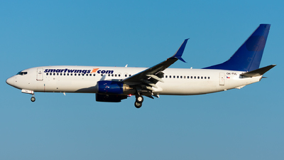 OK-TVL - Boeing 737-8FN - SmartWings