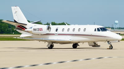N613QS - Cessna 560XL Citation XLS - NetJets Aviation