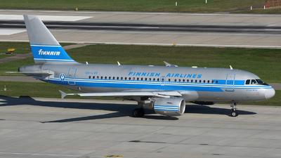 OH-LVE - Airbus A319-112 - Finnair