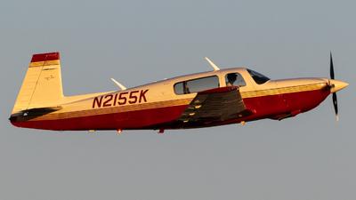 A picture of N2155K - Mooney M20R - [290164] - © Alex Crail