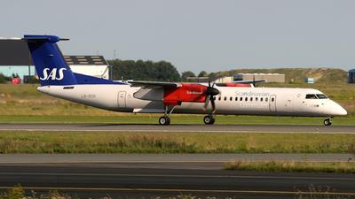 LN-RDH - Bombardier Dash 8-Q402 - Scandinavian Commuter (SAS)