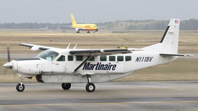 A picture of N1119V - Cessna 208B Grand Caravan - Martinaire - © Brad T