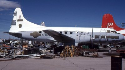N70636 - Convair C-131B Samaritan - Private