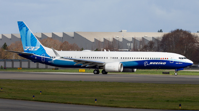 N27751 - Boeing 737-10 MAX - Boeing Company