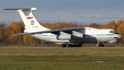 A picture of RA78838 - Ilyushin Il76MD -  - © SeniorNN