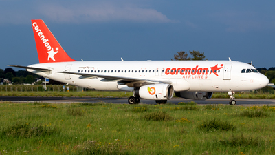 SX-ODS - Airbus A320-232 - Corendon Airlines (Orange2Fly)