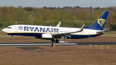 A picture of EIDAS - Boeing 7378AS - Ryanair - © Sandra