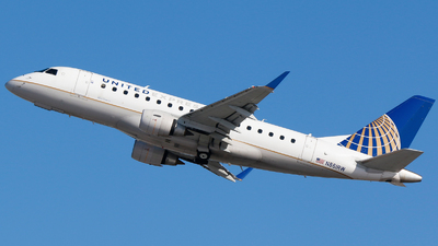 N861RW - Embraer 170-100SE - United Express (Republic Airlines)