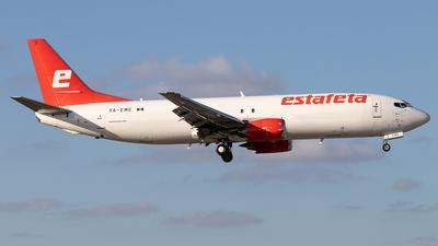 XA-EME - Boeing 737-490(SF) - Estafeta Carga Aérea