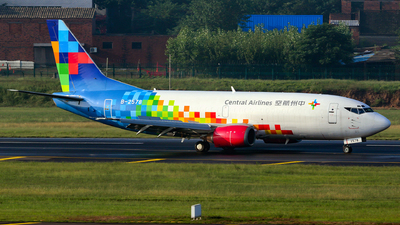B-2578 - Boeing 737-332(SF) - Central Airlines [China]