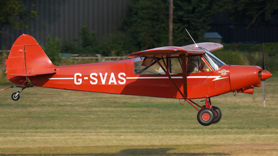 A picture of GSVAS - Piper PA18150 Super Cub - [187605] - © James Mepsted