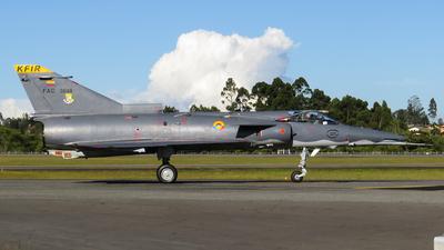 FAC3048 - IAI Kfir C10 - Colombia - Air Force