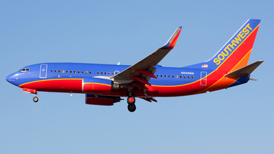 N948WN - Boeing 737-7H4 - Southwest Airlines