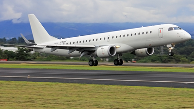 N752BC - Embraer 190-100IGW - Private