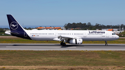 A picture of DAIDN - Airbus A321231 - Lufthansa - © Carlos Miguel Seabra