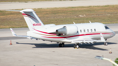 N545SD - Canadair CL-600-1A11 Challenger 600 - Private