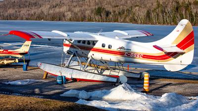 C-GGSC - De Havilland Canada DHC-3 Otter - Air Mont-Laurier