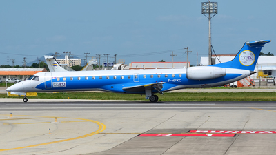 F-HFKC - Embraer ERJ-145LR - Enhance Aero Group