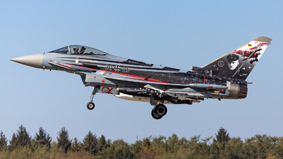 30-25 - Eurofighter Typhoon EF2000 - Germany - Air Force