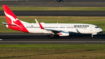 VH-VZP - Boeing 737-838 - Qantas