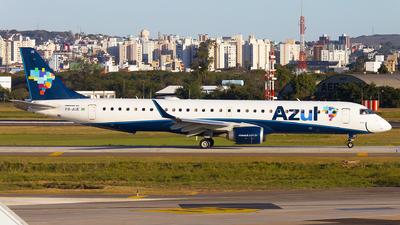 PR-AUE - Embraer 190-200IGW - Azul Linhas Aéreas Brasileiras