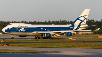 VQ-BGY - Boeing 747-428ERF - Air Bridge Cargo